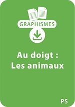 Download this eBook Graphismes au doigt PS - Les animaux