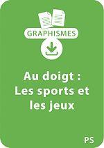 Download this eBook Graphismes au doigt PS - Les sports et les jeux