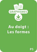Download this eBook Graphismes au doigt PS - Les formes