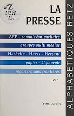 Download this eBook La presse