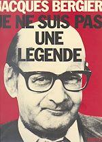 Download this eBook Je ne suis pas une légende