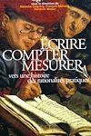Télécharger le livre :  Écrire, compter, mesurer
