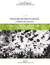 Télécharger le livre :  Pour une retraite choisie