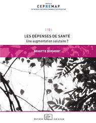Téléchargez le livre :  Les Dépenses de santé