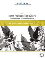 Téléchargez le livre :  L'État-providence en Europe - Performance et dumping social