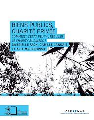 Téléchargez le livre :  Biens publics, charité privée