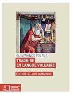 Download this eBook Traduire en langue vulgaire
