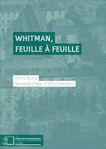 Download this eBook Whitman, feuille à feuille