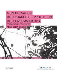Téléchargez le livre :  Mondialisation des échanges et protection des consommateurs