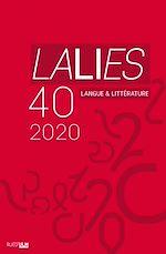 Download this eBook Lalies n°40