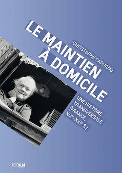 Download the eBook: Le maintien à domicile
