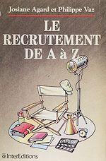 Téléchargez le livre :  Le Recrutement de A à Z