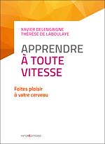Download this eBook Apprendre à toute vitesse