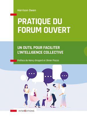 Pratique du Forum Ouvert | Piazza, Olivier. Auteur