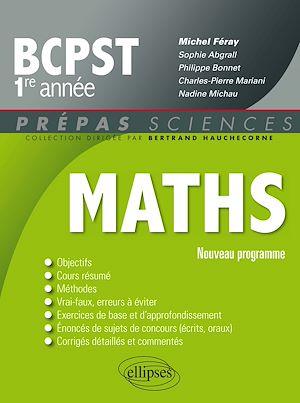 Téléchargez le livre :  Mathématiques BCPST-1 programme 2013