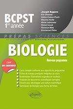 Téléchargez le livre :  Biologie BCPST1 - conforme au nouveau programme 2013