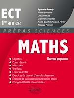 Téléchargez le livre :  Mathématiques ECT 1re année - nouveau programme 2014