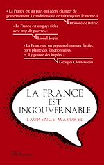 Download this eBook La France est ingouvernable