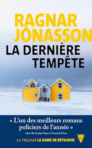 Téléchargez le livre :  La dernière tempête - La dame de Reykjavík