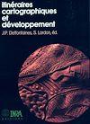 Télécharger le livre :  Itinéraire cartographique et développement