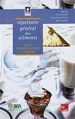 Téléchargez le livre :  Répertoire général des aliments T2
