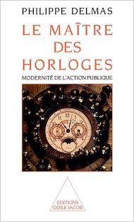 Téléchargez le livre :  Le Maître des horloges