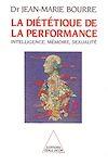 Télécharger le livre :  La Diététique de la performance