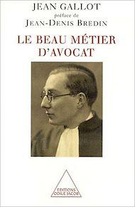 Téléchargez le livre :  Le Beau Métier d'avocat