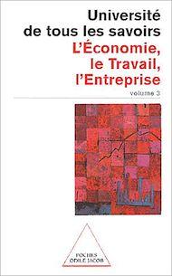Téléchargez le livre :  L' Économie, le Travail, l'Entreprise