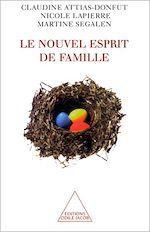 Téléchargez le livre :  Le Nouvel Esprit de famille