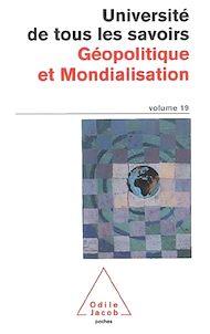 Téléchargez le livre :  Géopolitique et Mondialisation