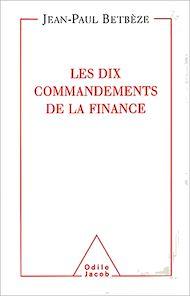 Téléchargez le livre :  Les Dix Commandements de la finance