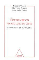 Téléchargez le livre :  L' Information financière en crise