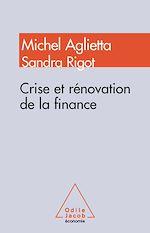 Download this eBook Crise et rénovation de la finance