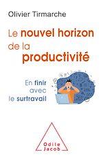 Téléchargez le livre :  Le nouvel horizon de la productivité