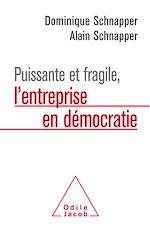 Téléchargez le livre :  Puissante et fragile, l'entreprise en démocratie