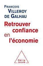 Download this eBook Retrouver confiance en l'économie