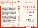 Download this eBook Volonté de changement au Zaïre