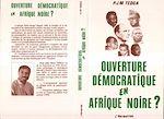 Download this eBook Ouverture démocratique en Afrique noire ?