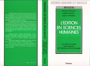 Téléchargez le livre :  L'édition en sciences humaines