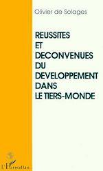 Download this eBook Réussites et déconvenues du développement dans le tiers-monde
