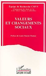 Download this eBook Valeurs et changements sociaux