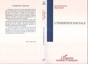 Téléchargez le livre :  L'INSERTION SOCIALE