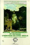 Télécharger le livre :  Nature, environnement et paysage