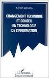 Télécharger le livre :  Changement technique et conseil en technologie de l'information