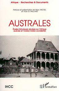 Téléchargez le livre :  Australes
