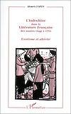 Télécharger le livre :  L'Indochine dans la littérature française des années vingt à 1954