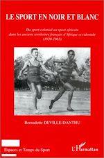 Download this eBook Le sport en noir et blanc