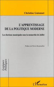 Téléchargez le livre :  L'APPRENTISSAGE DE LA POLITIQUE MODERNE