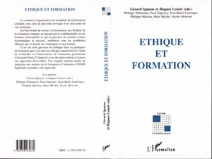 Téléchargez le livre :  Éthique et Formation